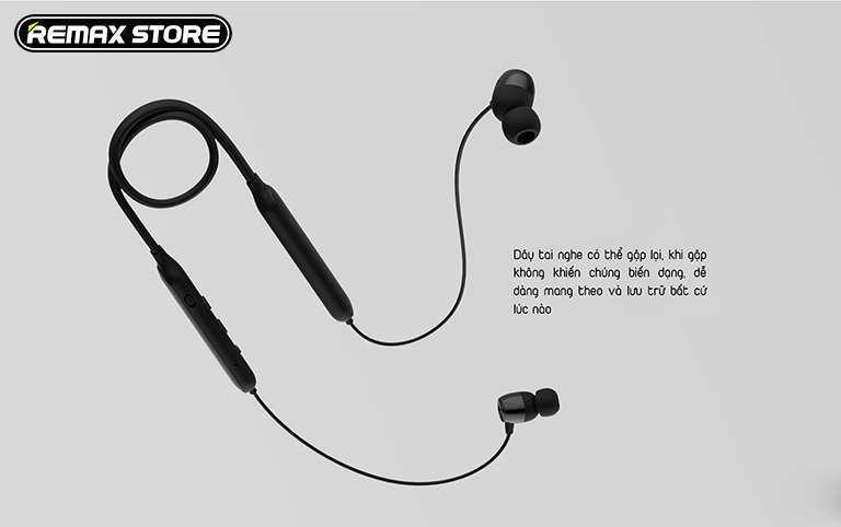 Tai Nghe Bluetooth Không Dây Giá Rẻ Remax RB-S17