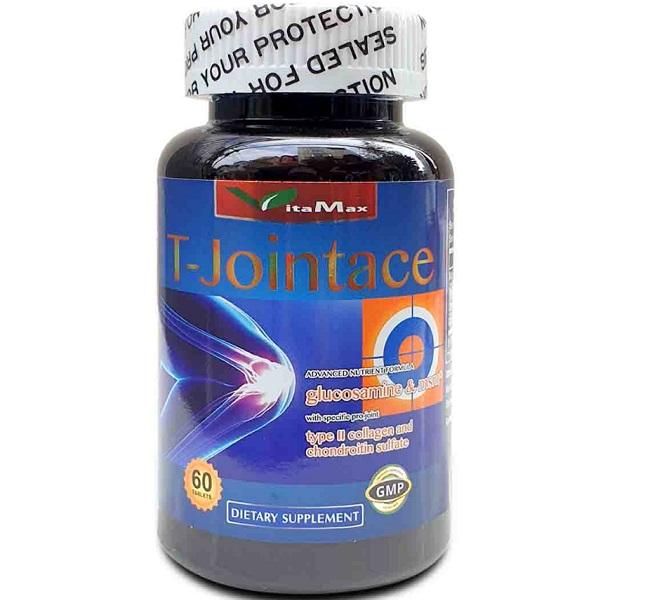 T-Jointace - Viên uống hỗ trợ thoái hóa cột sống của Mỹ