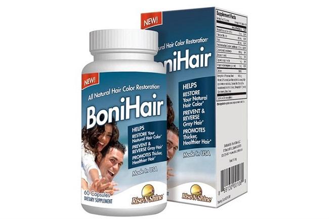 Viên giảm rụng, chống bạc tóc – BoniHair