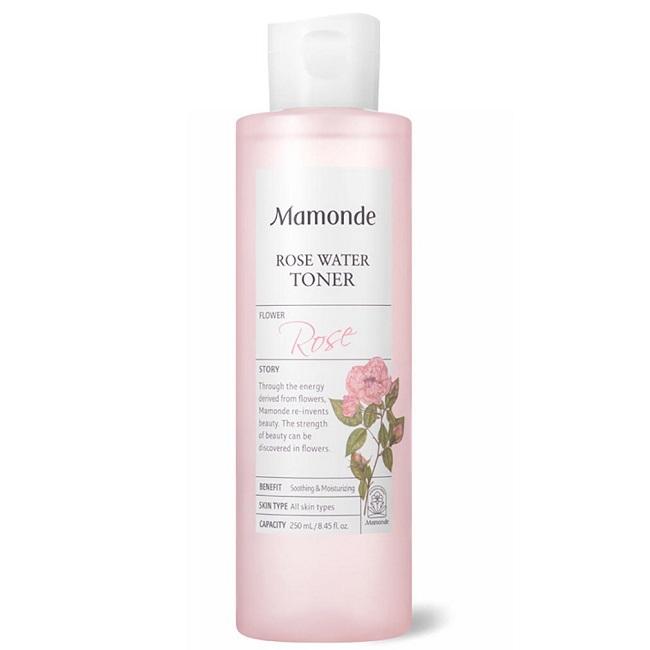 Toner Mamonde Rose Water Toner