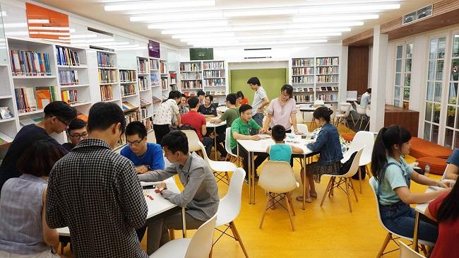 Trung tâm dạy học tiếng Đức