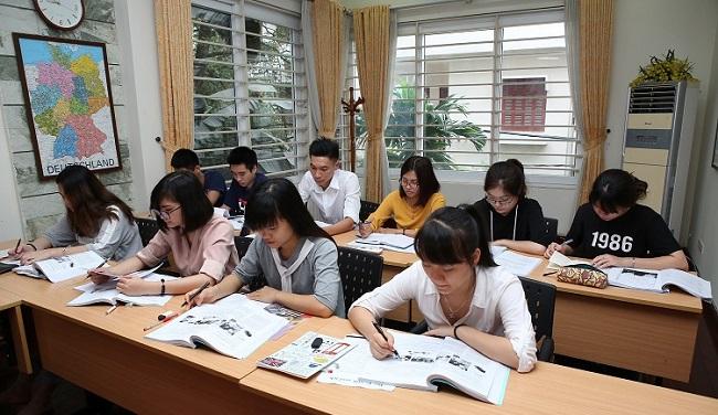 Trung tâm dạy tiếng Đức Halo Education