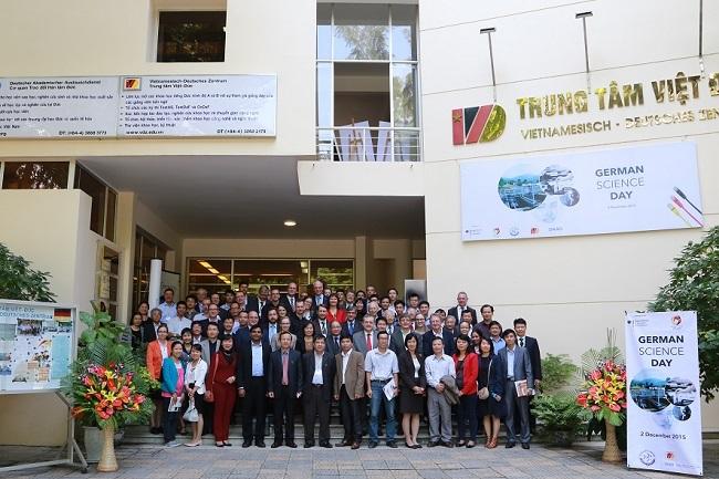 Trung tâm hợp tác KHKT Việt Đức