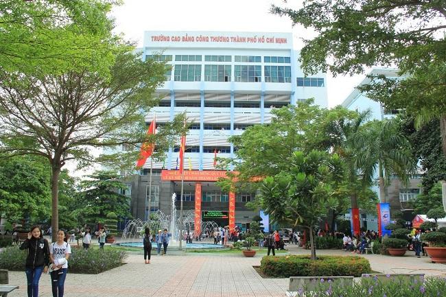 Trường Cao Đẳng Công Thương TP.HCM