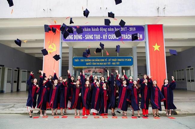 Trường Cao đẳng Kinh tế – Kỹ thuật Vinatex TP. Hồ Chí Minh