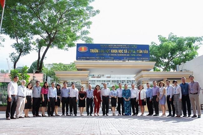 Trường Đại học Khoa học Xã hội và Nhân Văn - Đại học Quốc gia TP.HCM (USSH)