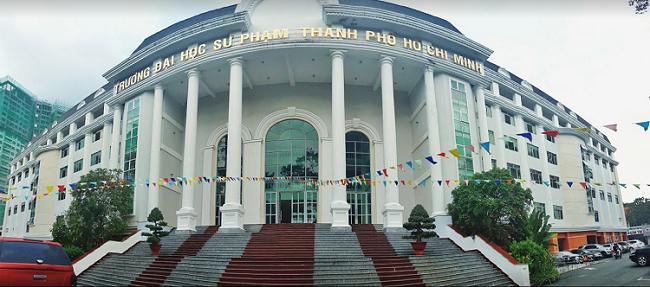 Trường Đại học Sư phạm TP.HCM