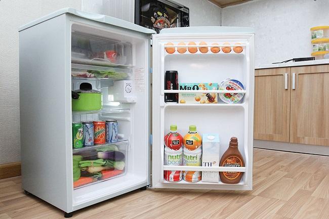 Tủ lạnh Sanyo AQR95ARSS 95L