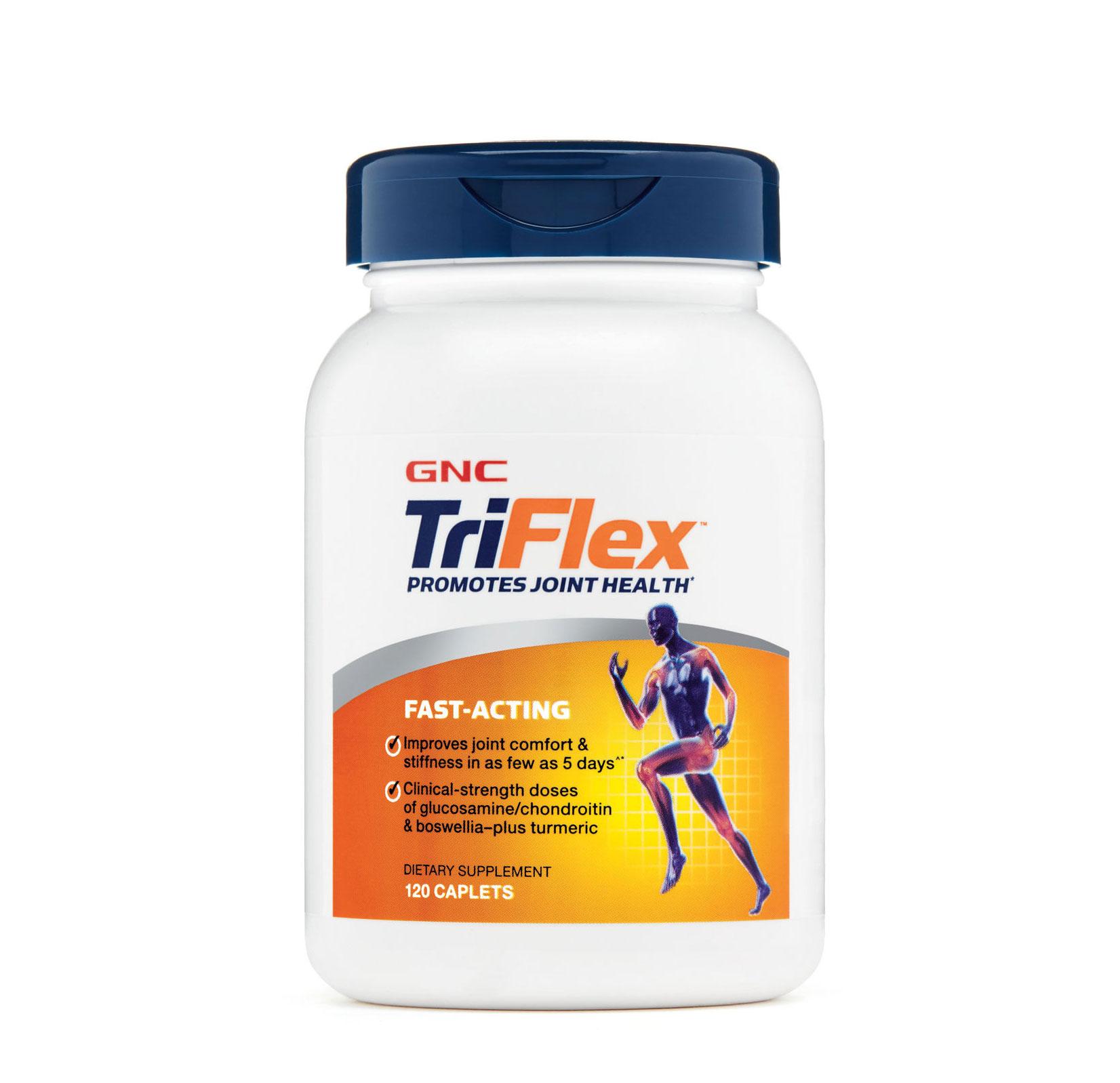 Viên uống hỗ trợ thoái hóa cột sống GNC Triflex Promotes Joint Health