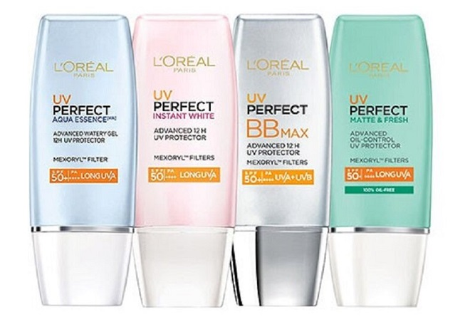 Kem chống nắng L'Oreal Paris UV Perfect Instant White