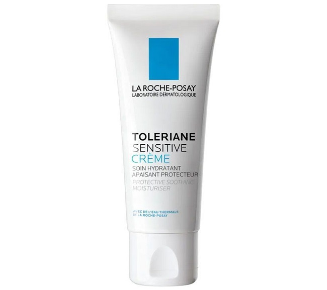 Kem dưỡng ẩm cho da mụn nhạy cảm La Roche-Posay Toleriane