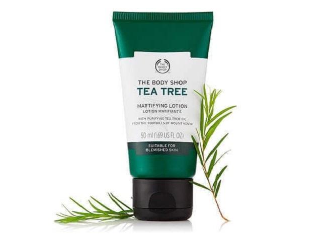Kem dưỡng ẩm trà xanh The Body Shop