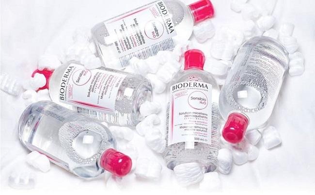Nước tẩy trang Biorderma Sensibio H20 Water