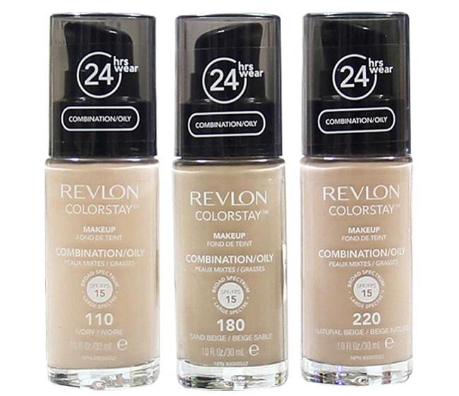 Revlon ColorStay cam kết sẽ mang đến một làn da mịn mượt như lụa