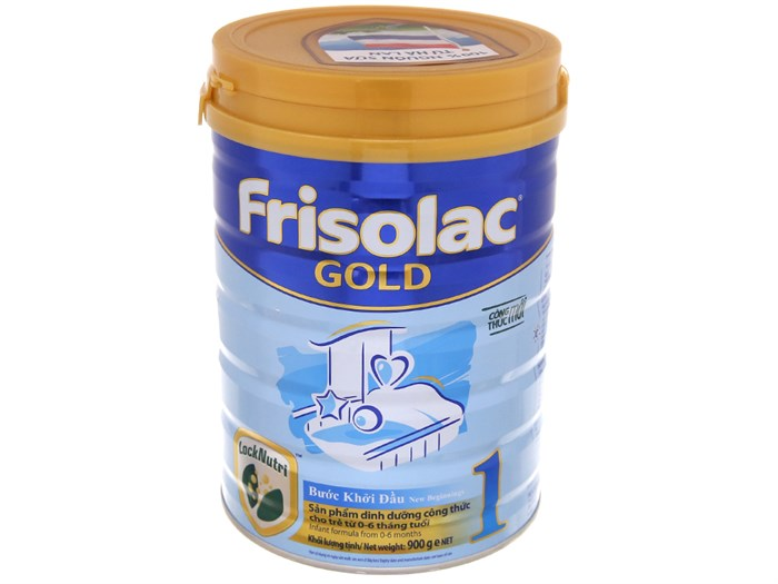 Sữa Frisolac Gold - sữa phát triển chiều cao cho trẻ