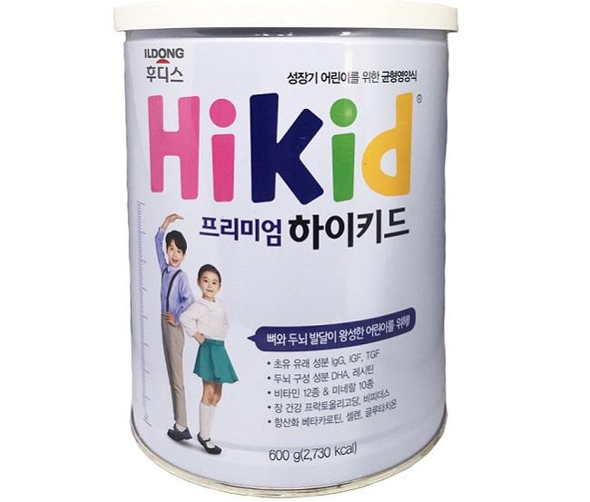 Sữa Hikid Premium