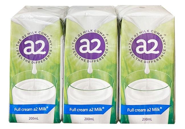 Sữa A2 Úc giúp tăng cân