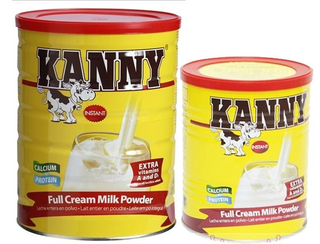 Sữa tăng cân Sữa Kanny