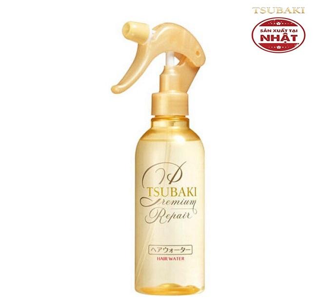Tinh chất dưỡng tóc Tsubaki Premium Repair Hair Water