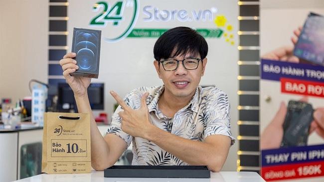 24hStore – Hệ Thống Bán Lẻ iPhone Uy Tín