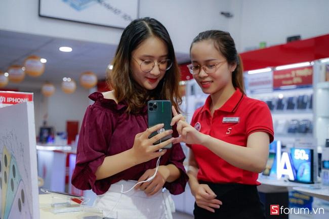 CellphoneS – Cửa hàng iPhone uy tín Sài Gòn