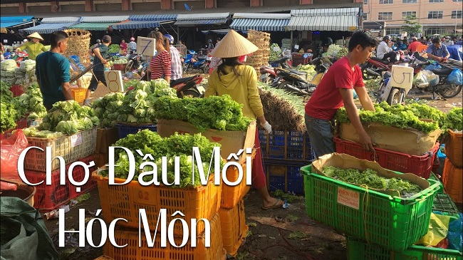 Chợ Đầu Mối Hóc Môn