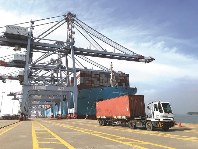 Công Ty DV Xuất Nhập Khẩu Logistics ICD Ngoại Thương