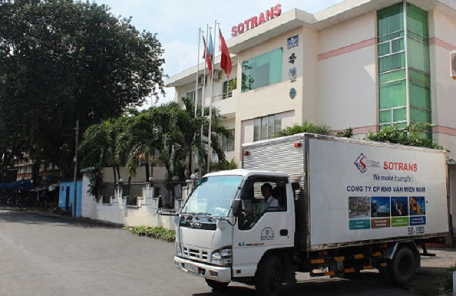 Công Ty CP Kho Vận Chuyển Miền Nam (SOTRANS) – Dịch Vụ Logistics Lớn Tại Sài Gòn