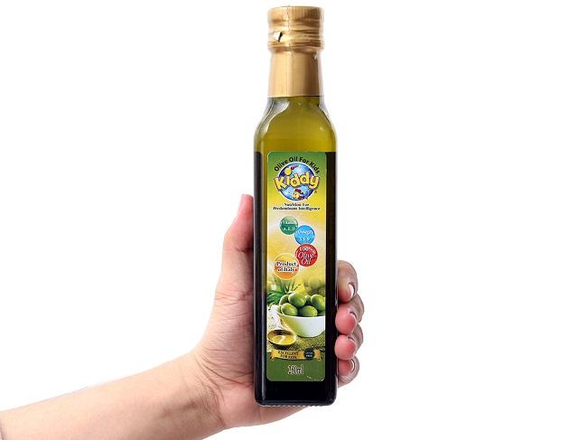 Dầu Oliu cho bé Kiddy (250ml/Chai)