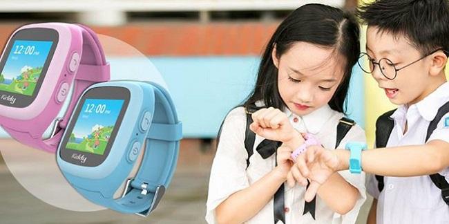 Đồng hồ định vị cho trẻ em loại nào tốt