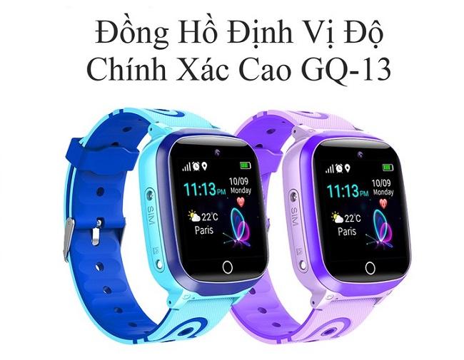 Đồng hồ định vị trẻ em motto GQ13