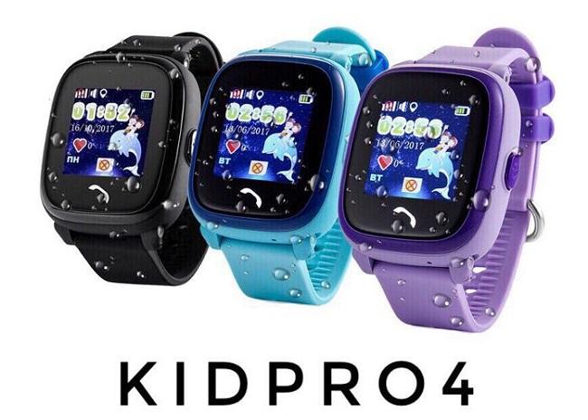 Đồng hồ thông minh trẻ em Kidpro 4