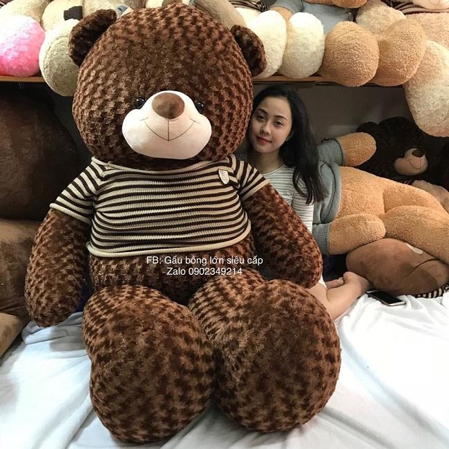Gấu Bông Lớn Siêu Cấp