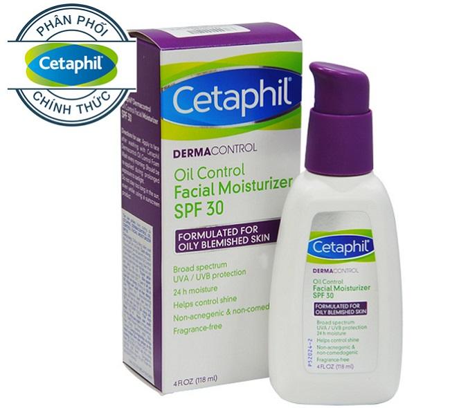 Kem chống nắng Cetaphil Derma Control Oil SPF30