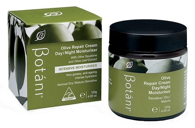 Kem dưỡng ẩm Botani Olive Repair Cream Day/Night Moisturiser
