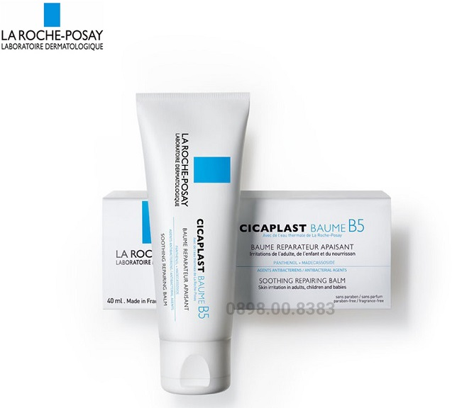 Kem dưỡng ẩm La Roche-Posay Cicaplast Gel B5