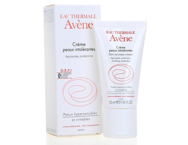 Kem dưỡng ẩm cho da nhạy cảm Avene skin recovery cream