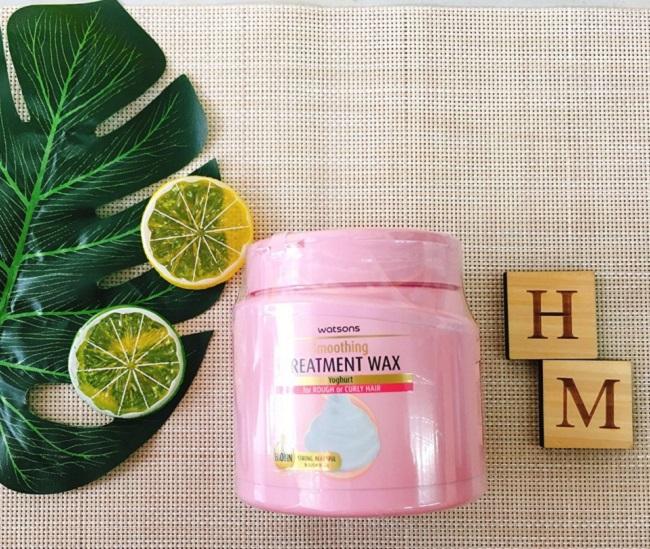 Kem Ủ Treatment Wax Watsons 500ml