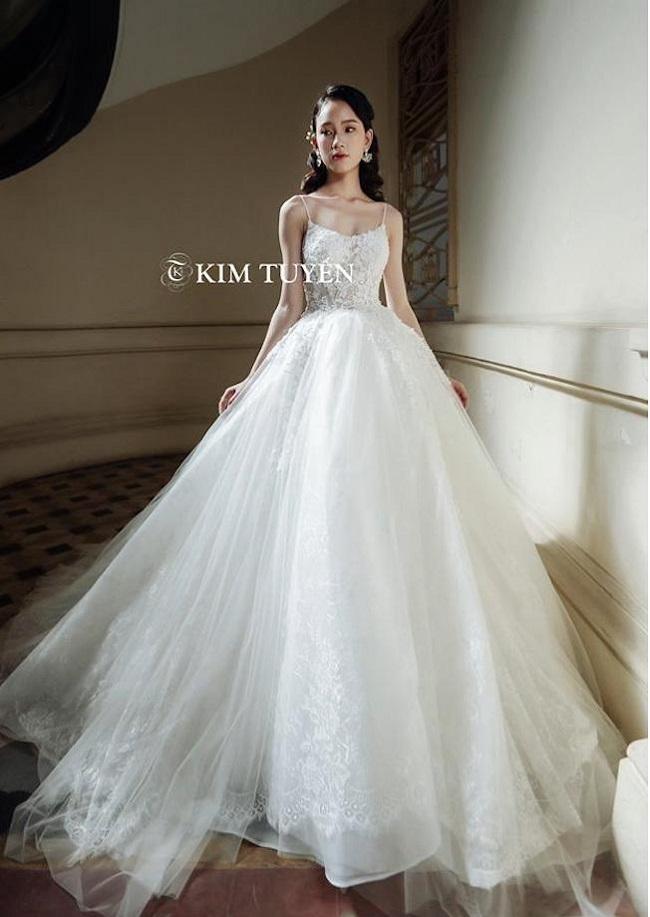 Kim Tuyến Bridal – Thuê Váy Cưới Ở Sài Gòn