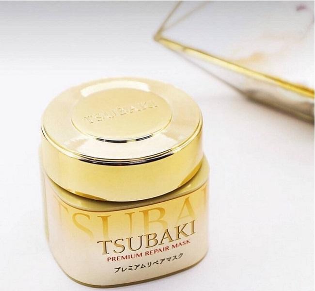 Mặt nạ ủ tóc Tsubaki 180g