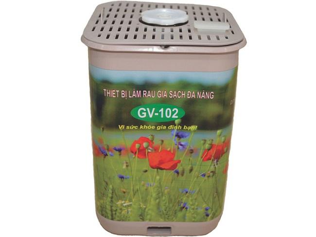 Máy làm giá đỗ sạch đa năng GV-102 - Phiên bản tự động