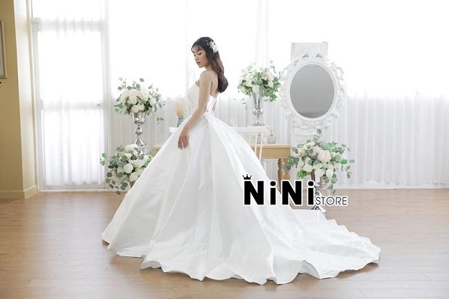 NiNi Store – Tiệm Cho Thuê Váy Cưới Đẹp Ở TPHCM