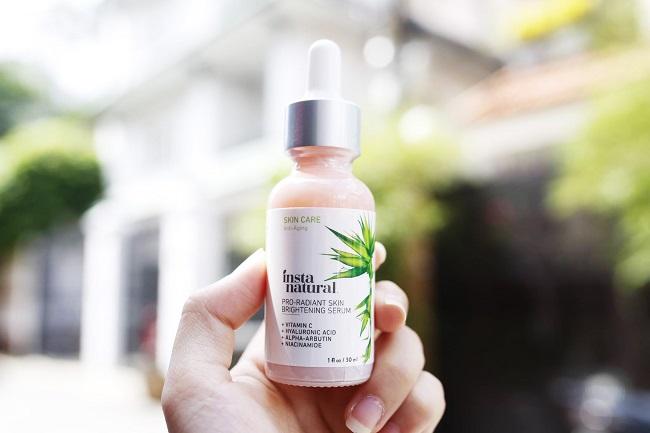 Serum Chống Lão Hóa InstaNatural Skin Brightening