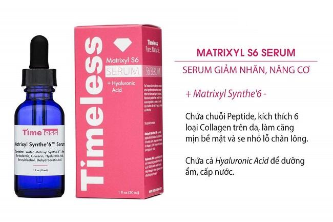 Serum Chống Lão Hóa Timeless Hyaluronic Acid Serum