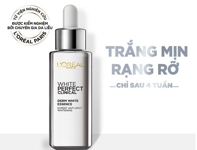 Serum L'Oreal White Perfect Laser hỗ trợ điều trị nám và tàn nhang