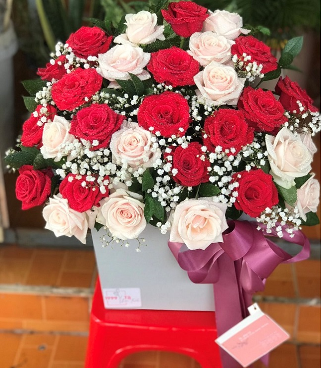 Shop Hoa Tươi Saigon Roses