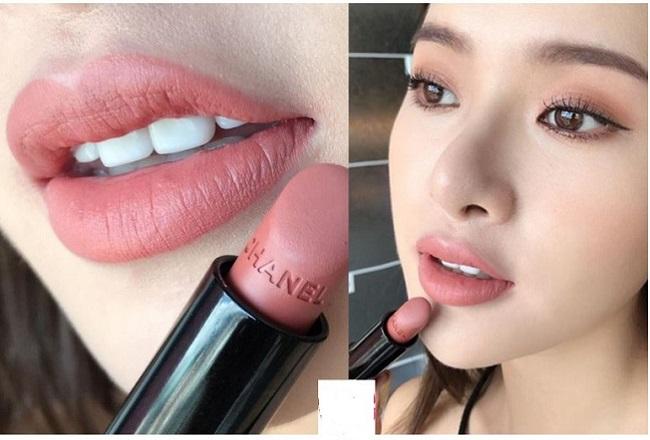 Son Chanel Rouge Allure Velvet Extrême Intense Matte Lip Color – Màu 118 Eternel