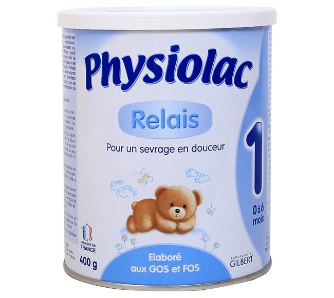 Sữa Physiolac 900g
