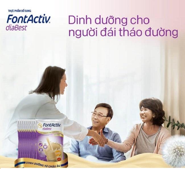 Sữa Fontactiv diabest