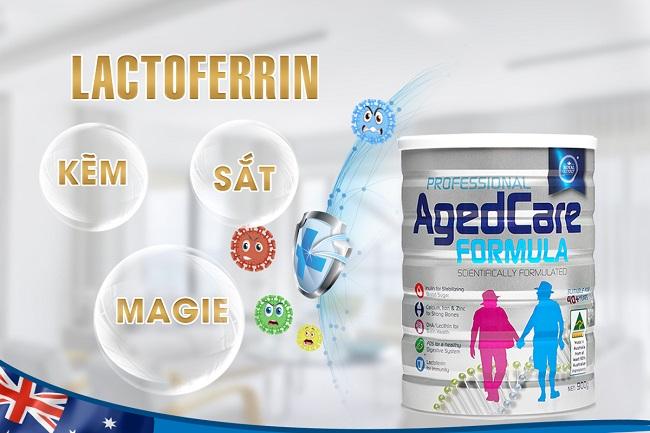 Sữa hoàng gia Úc Agedcare Formula